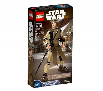 Photos Vivastreet LEGO Star Wars Rey 75113