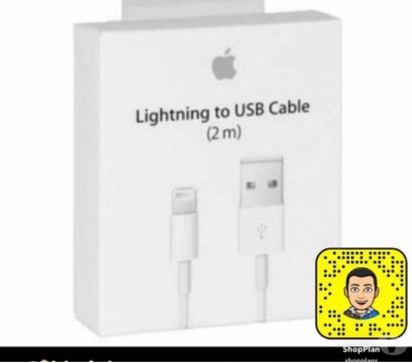 Photos Vivastreet CABLE 2metre IPHONE NEUF AUTHENTIQUE SOUS BLISTER