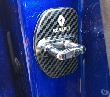 Photos Vivastreet Enjoliveur serrure de porte Carbone Renault
