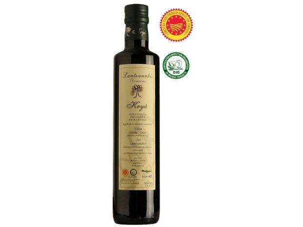 Vins - Gastronomie Gironde Bordeaux - Photos Vivastreet Bttle Verr.Huile Olive Ext.Vierg Crète 0.5 L Lantzanakis Bio