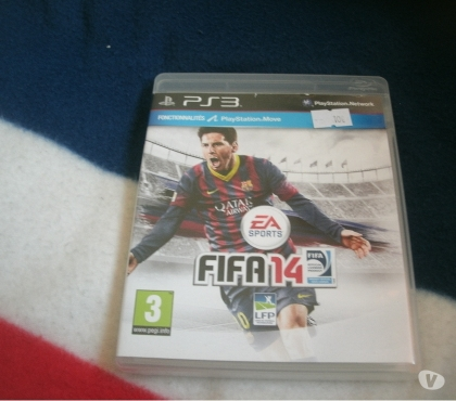 Photos Vivastreet ps3 fifa 14