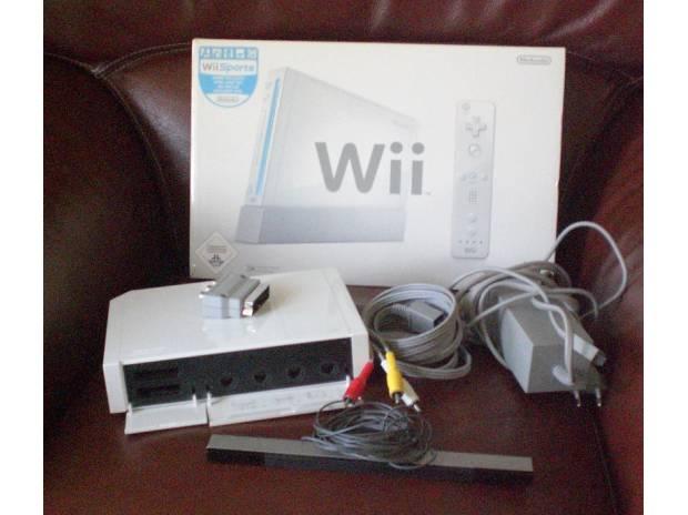 Jeux vidéo - consoles Yvelines Chaufour les Bonnieres - 78270 - Photos Vivastreet Console WII