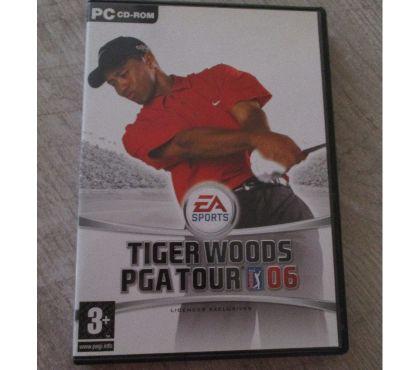 Photos Vivastreet Cd-rom pour PC : Tiger woods pga tour 06 (0.20 euro)