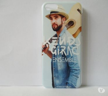 Photos Vivastreet coque Kendji Girac iphone 5c neuf