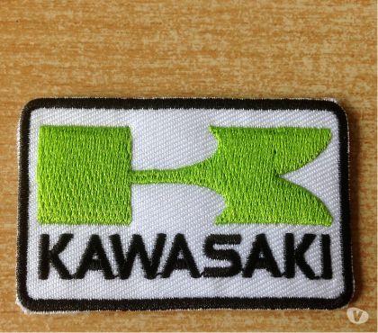 Photos Vivastreet Écusson moto kawasaki Thermocollant 6x4 cm