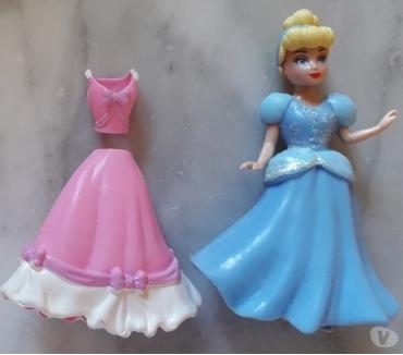 Photos Vivastreet Figurine Disney MagiClip : Cendrillon
