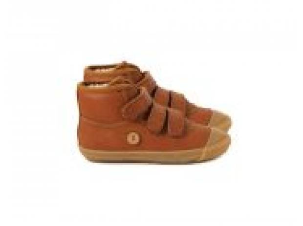 Photos Vivastreet Chaussures KID WALNUT fourrée - camel (Neuves)