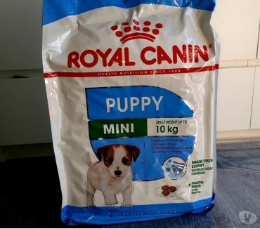 Photos Vivastreet Croquettes Royal Canin Puppy