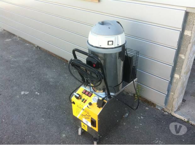 Materiel de nettoyage vapeur professionnel mat riaux equipement pro pas cher d 39 occasion for Aspirateur vapeur professionnel
