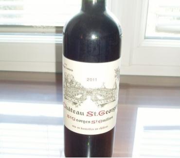 Photos Vivastreet bouteilles chateaux st georges