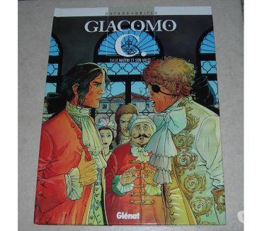 Photos Vivastreet GIACOMO C. - Tome 04 Editions GLENAT