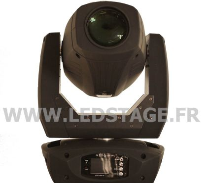 Photos Vivastreet Lyre led 200W (spot beam) avec zoom