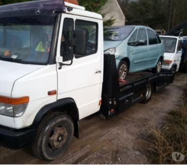 Photos Vivastreet Récupération voiture enlèvement épave 54134 Ceintrey