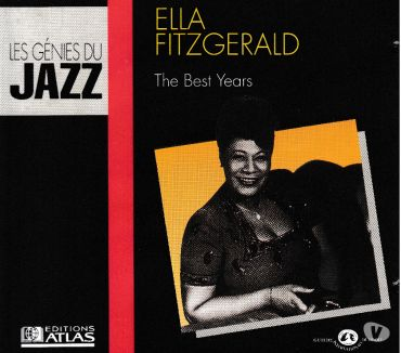 Photos Vivastreet CD Ella Fitzgerald - The Best Years