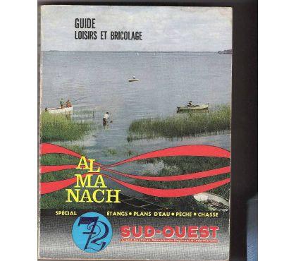 Photos Vivastreet ALMANACH SUD-OUEST 1972, guide loisirs bricolage