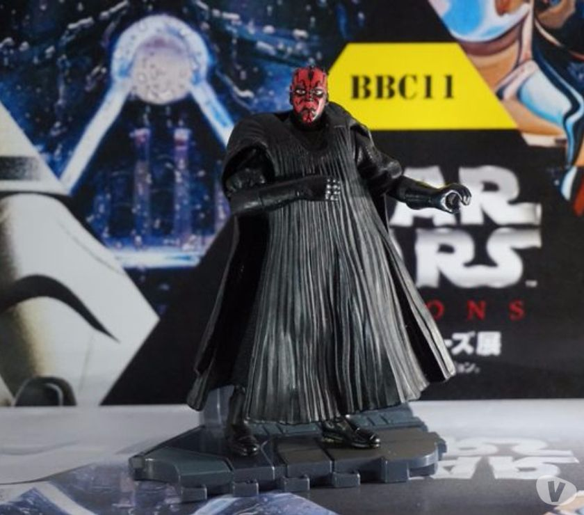 Photos Vivastreet figurine star wars dark maul std