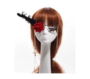 Photos Vivastreet Lunette Gothique lolita Cosplay japon manga TV anime mode de