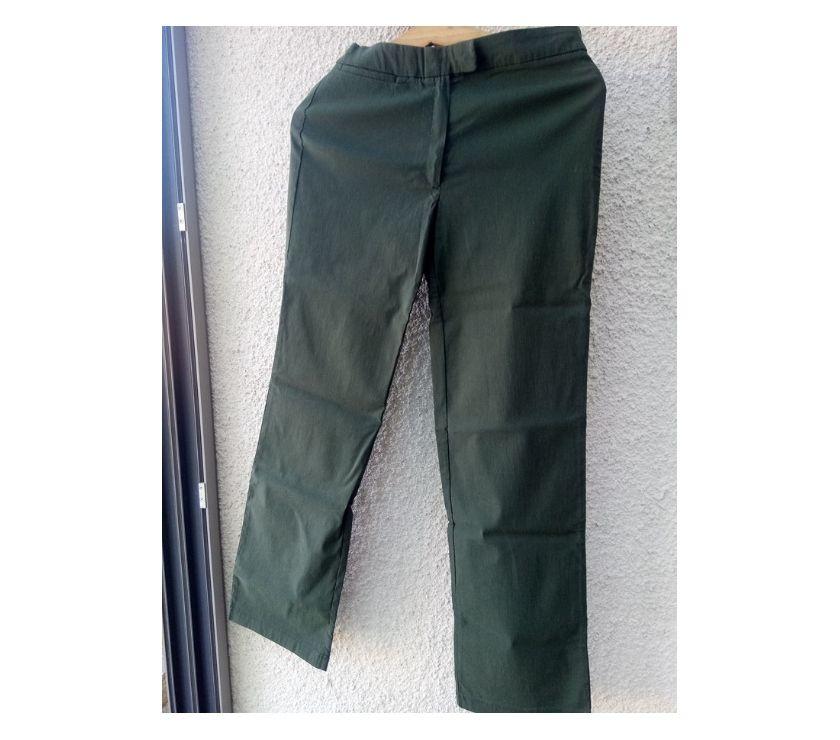 Vêtements occasion Essonne Juvisy sur Orge - 91260 - Photos Vivastreet pantalon femme vert