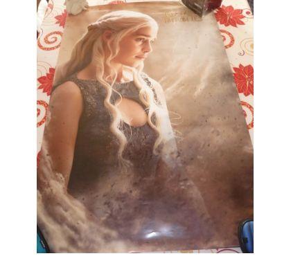 Photos Vivastreet Poster game of thrones serie TV film ciné dragon maison