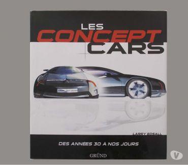 Photos Vivastreet LES CONCEPT CARS (par LARRY EDSALL). Edition GRÜND.