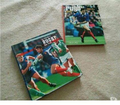 Photos Vivastreet 2 très beaux livres sur le Rugby