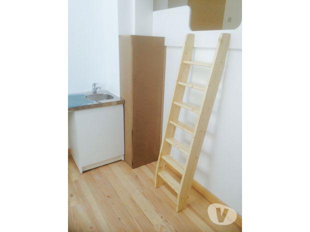 Photos vivastreet a louer studio meubl place tabareau for Appartement a louer meuble lyon