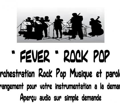 Photos Vivastreet Partition FEVER ROCK POP & chant