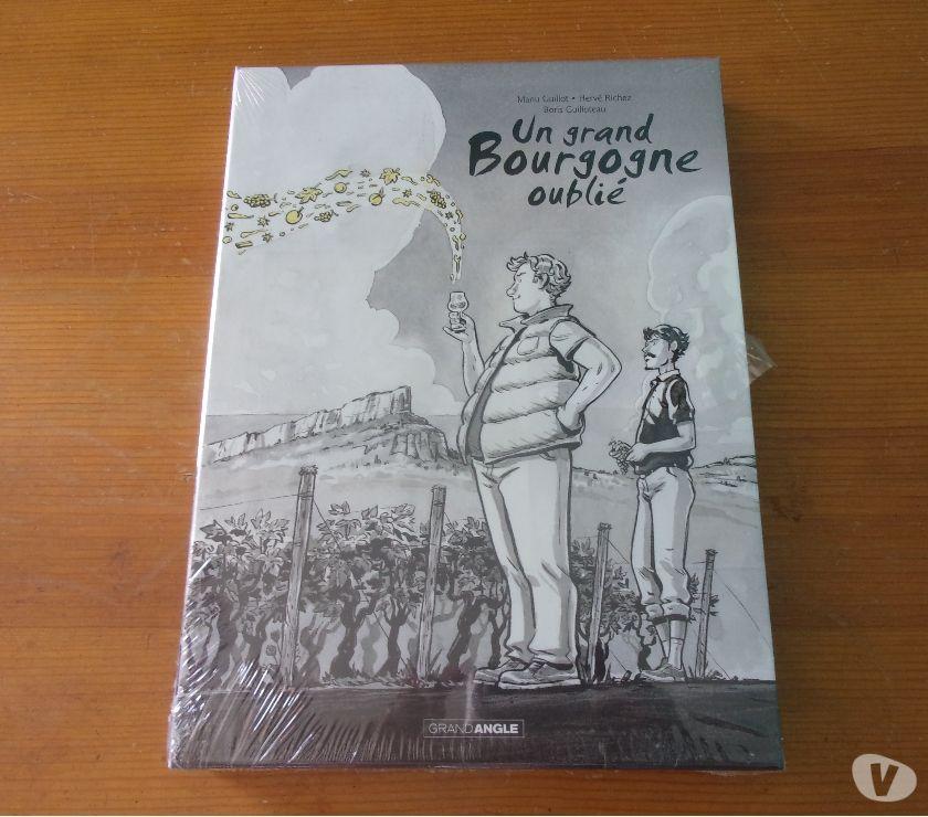 Photos Vivastreet Coffret Un grand Bourgogne oublié (Neuf)