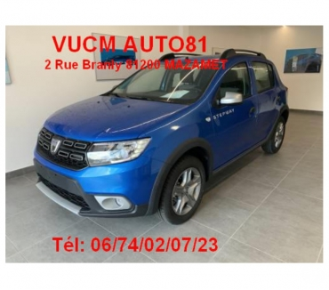 Photos Vivastreet DACIA SANDERO, BLUE DCI 95 STEPWAY