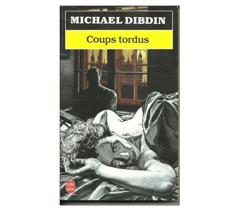 Photos Vivastreet Michael DIBDIN Coups tordus - livre de poche n° 76