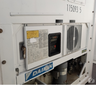Photos Vivastreet container frigorifique CARRIER 3750€