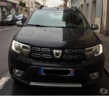 Photos Vivastreet Dacia sandero stepway blue dci 95