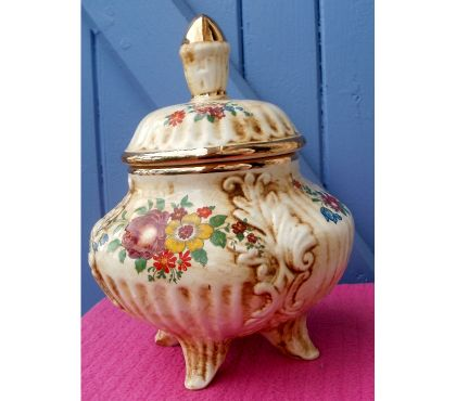 Photos Vivastreet Vide poche pot couvert porcelaine italienne