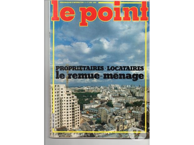 Photos Vivastreet magazine le point