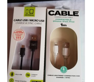 Photos Vivastreet cable usb