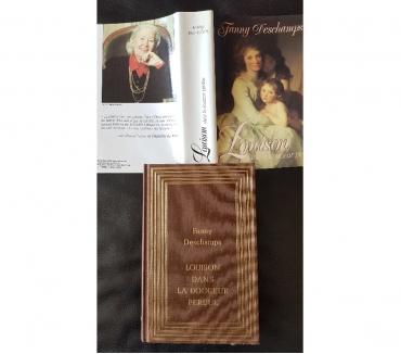 Photos Vivastreet livre LOUISON dans la douceur perdue