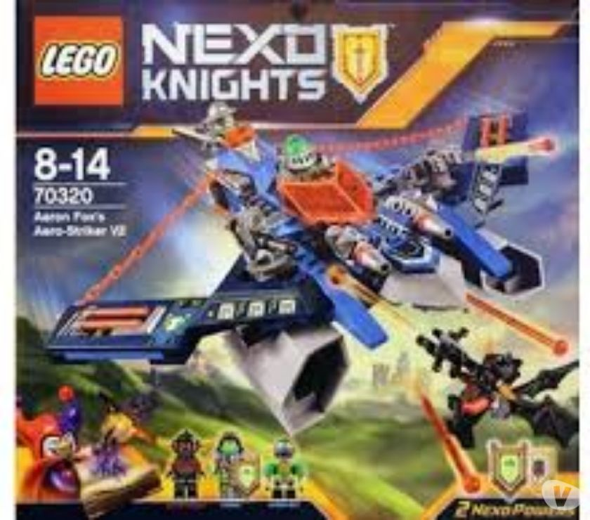 Photos Vivastreet LEGO Nexo Knights 70320