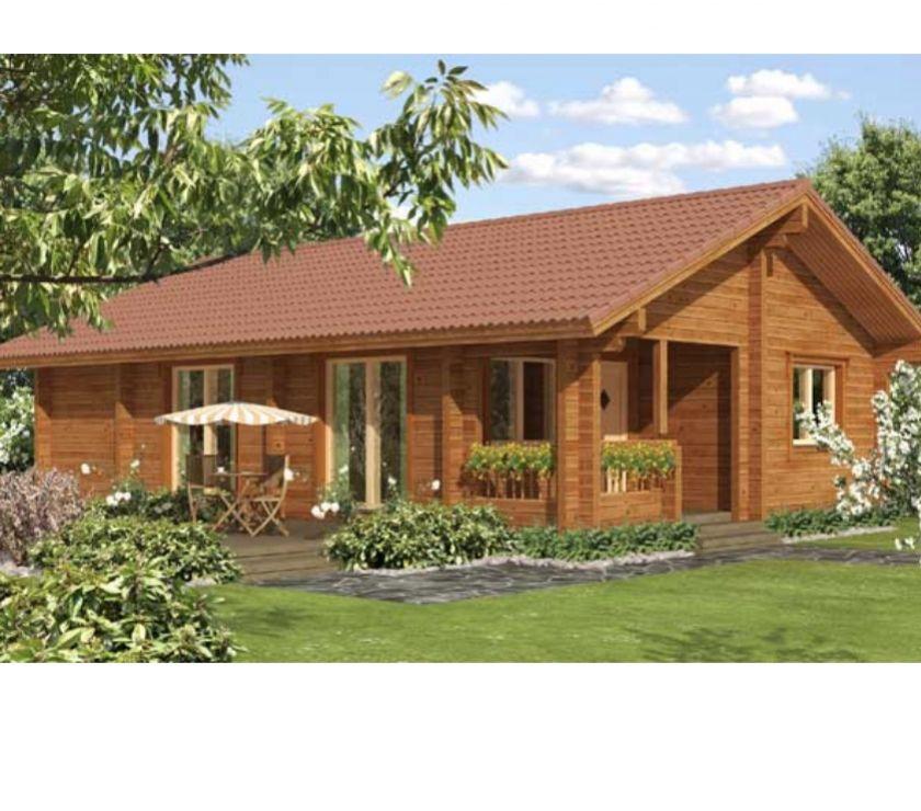 Photos Vivastreet Belle Maison en madriers massif et RT2012 (AURELIA)