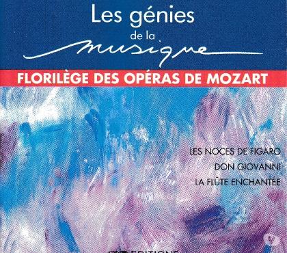 Photos Vivastreet CD Florilège Des Opéras De Mozart (Figaro-Giovanni-Flute Enc