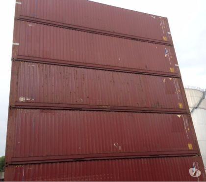Photos Vivastreet Container occasion 12m marseille 1495€