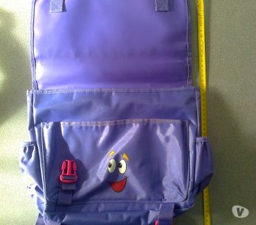 Photos Vivastreet cartable violet dora l exploratrice chrichri26240