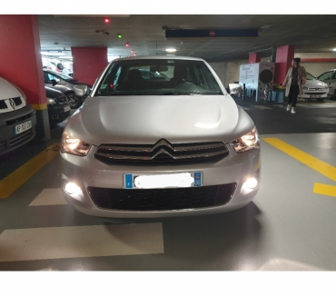 Photos Vivastreet Citroën C-Elysée Pure Tech 82 Ch Confort 8400€