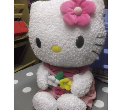 Photos Vivastreet GROSSE PELUCHE HELLO KITTY 45 CM