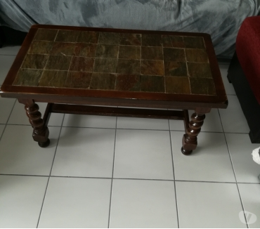 Photos Vivastreet Table basse rustique
