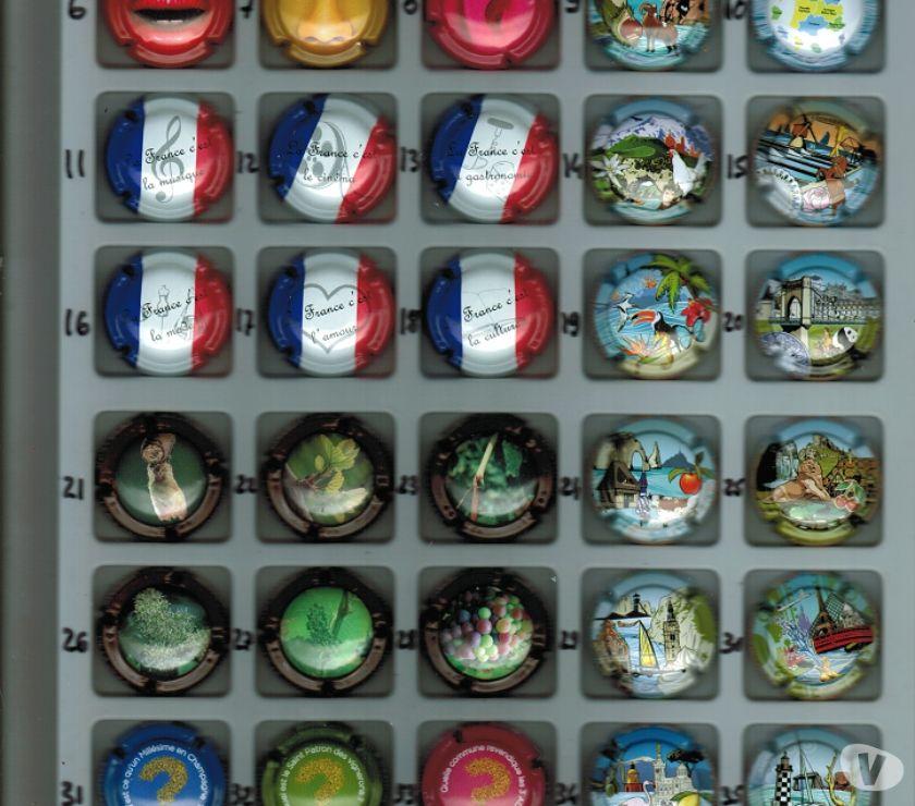 Photos Vivastreet 39 capsules de champagne générique nouvelle