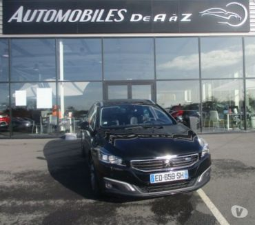 Photos Vivastreet Peugeot 508 SW 2.0 BLUEHDI 180CH FAP ALLURE EAT6