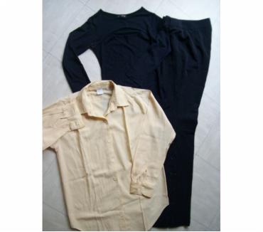 Photos Vivastreet pantalon - tee shirt - chemisier - 38 - - zoe