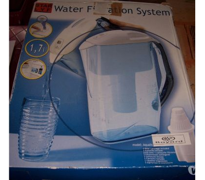 Photos Vivastreet WATER FILTRATION SYSTEM 1,7 L NEUF