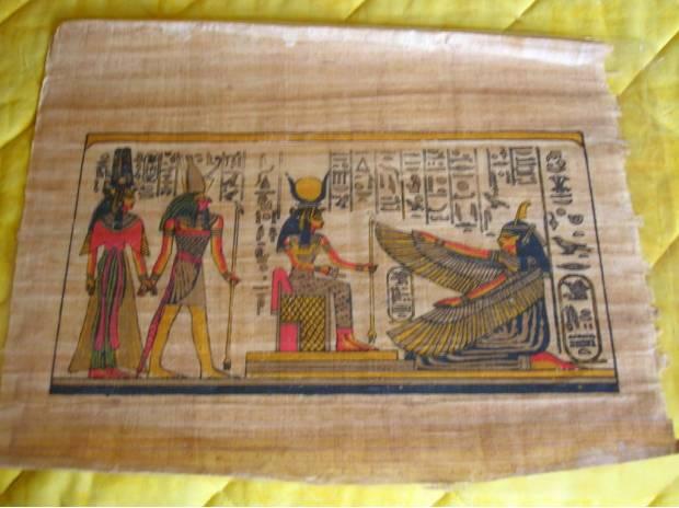 Photos Vivastreet Papyrus égyptiens