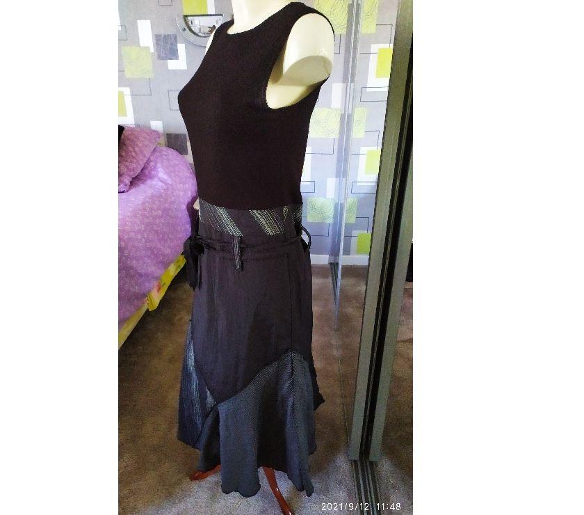 Vêtements occasion Moselle Florange - 57190 - Photos Vivastreet robe longue noire